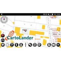 CartoLander Médium Android