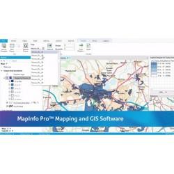 MapInfo Pro v19